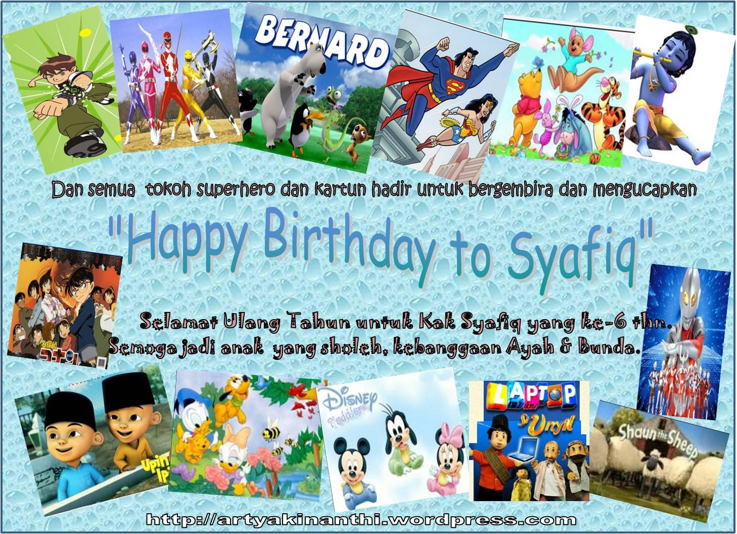 Kumpulan Ucapan Selamat Ulang Tahun (Ultah) Terbaru 2013 ...