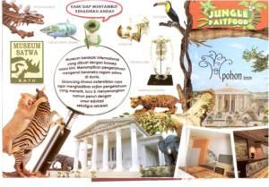 Jatim Park II - Batu Secret Zoo - Musium  Satwa- HOtel Pohon Inn