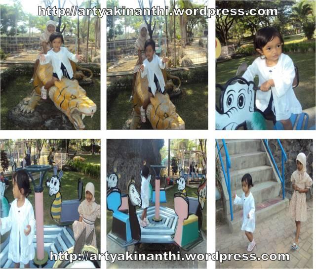 srabah -  patung patung binatang