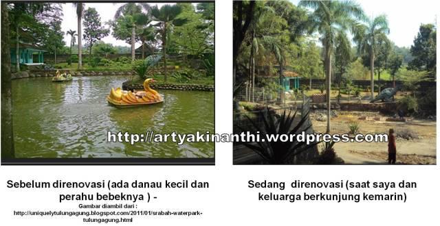 srabah water park  Tulungagung