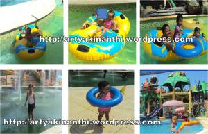 Srabah Water park - Tulungagung