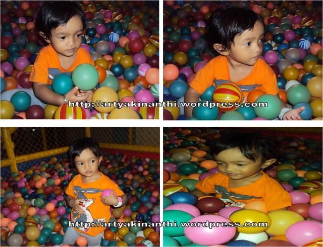 one day at playground