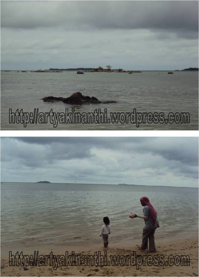 Trikora beach - pantai trikora - Bintan