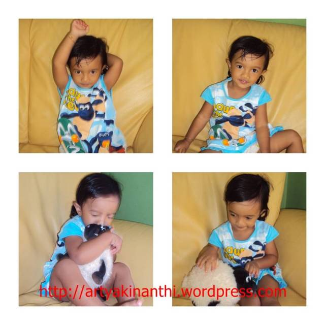 kinan dan shaun and the sheep