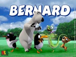 Bernad Bear