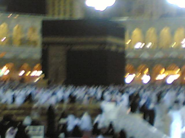 Ka'bah Makkah Al Mukaromah