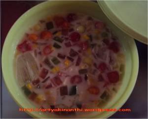 es buah atau sop buah