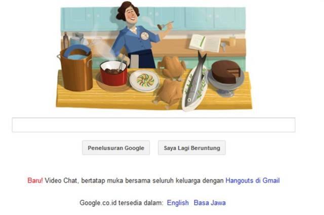 "google doodle ""julia child"""