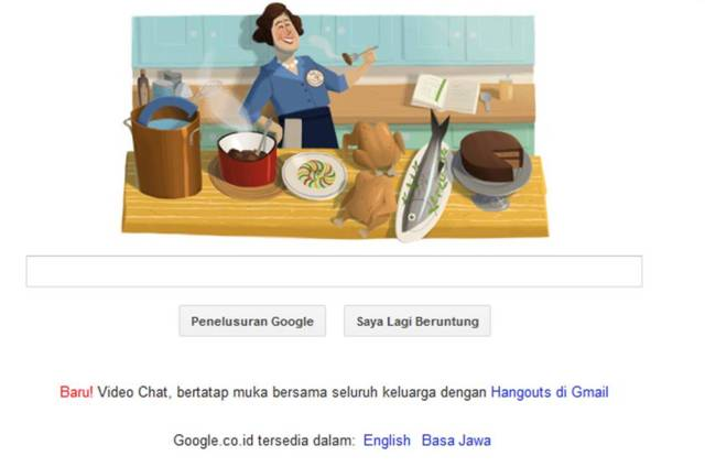 "google doodle ""julia child"""
