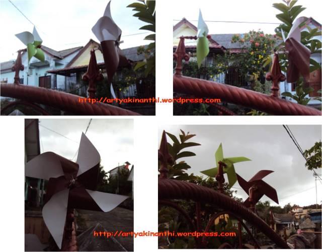 kincir angin buatan Atung