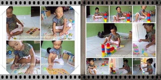 bermain puzzle