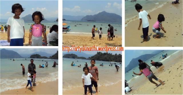 Pantai Karanggongso Trenggalek 1