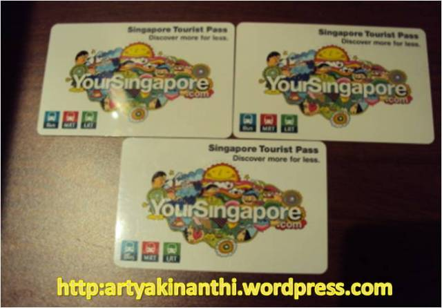 Singapore Tourism Pass or STP