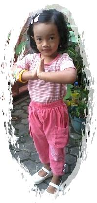 Ghina Artya Kinanthi Tiga Setengah Tahun