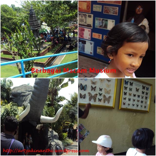 Berbagai Museum Mini didalam Jatim Park 1
