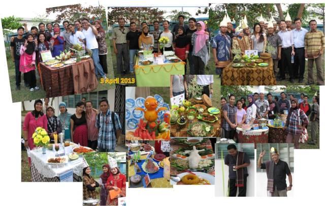 Bhineka Tunggal Ika dalam Ragam Masakan Nusantara