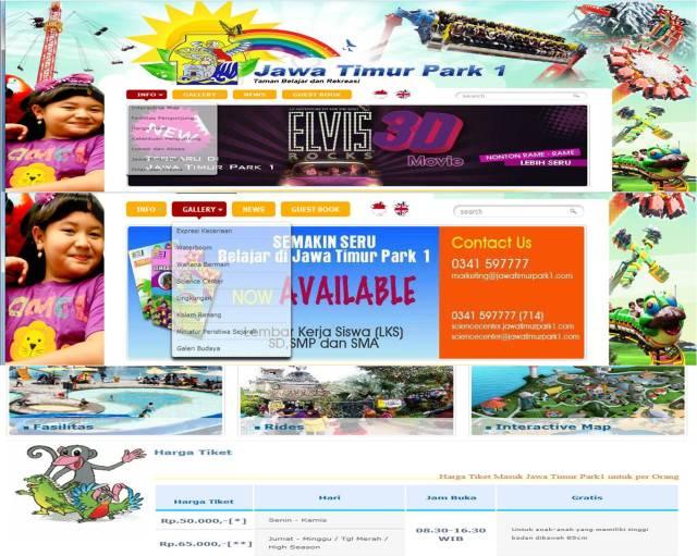 Dari Website Jatim Park1