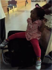 Sampai di Hang Hadim Airport