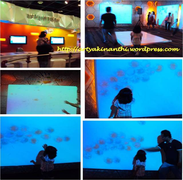 Invention and Interactive Art at Petrosains