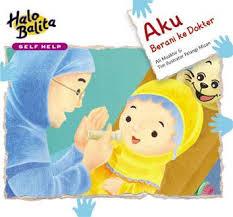 Buku Halo Balita, Episode Cerita Saliha pergi ke dokter gigi, Hayo siapa yang mau beli atau pesan Halo Balita bisa sama saya...*hehehe tetap jualan...:)