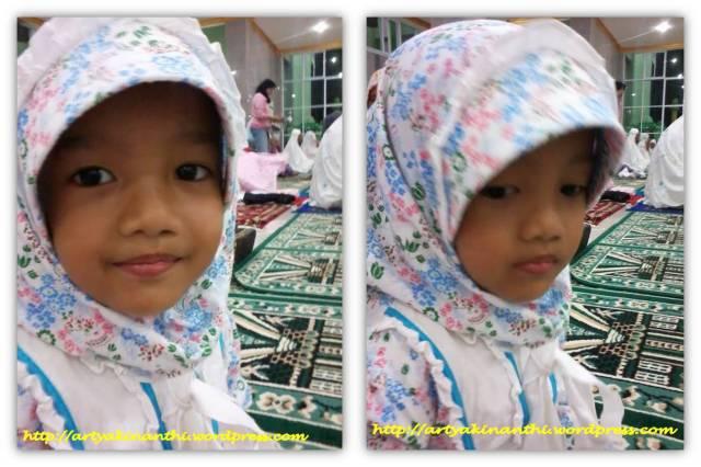 Kinan di Masjid Raya Tanjung Uban