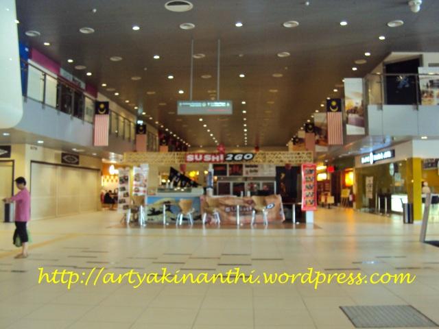 Subang Airport Kuala Lumpur