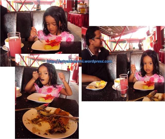 Breakfast at Centro Hotel