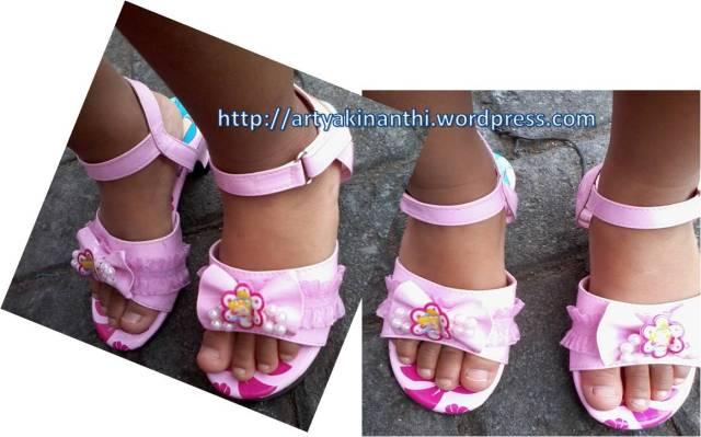 sepatu princess