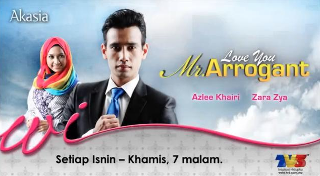 Love You  Mr. Arrogant
