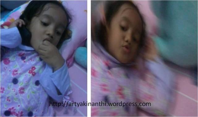11 January 2014  Sepulang dari Awalbross Batam dan sedang telp Yang Ti di Jawa
