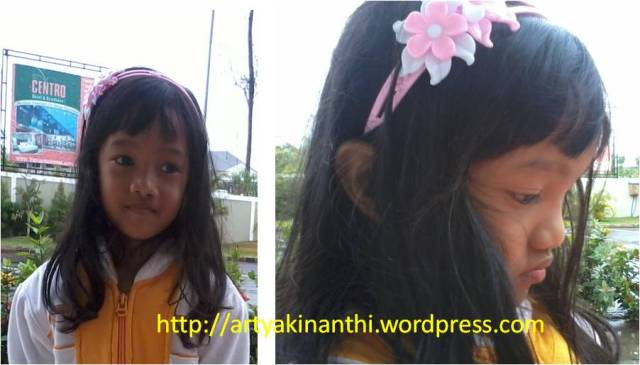 Happy Ulbul Anakku, Maafkan Mama dengan segala keterbatasan mama :(