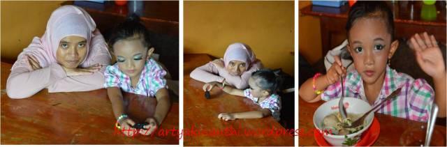 Terdampar di Ayam Bakar batu sembilan Tanjung Pinang...*teler...