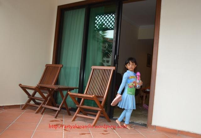 kamar hotel holiday inn batam