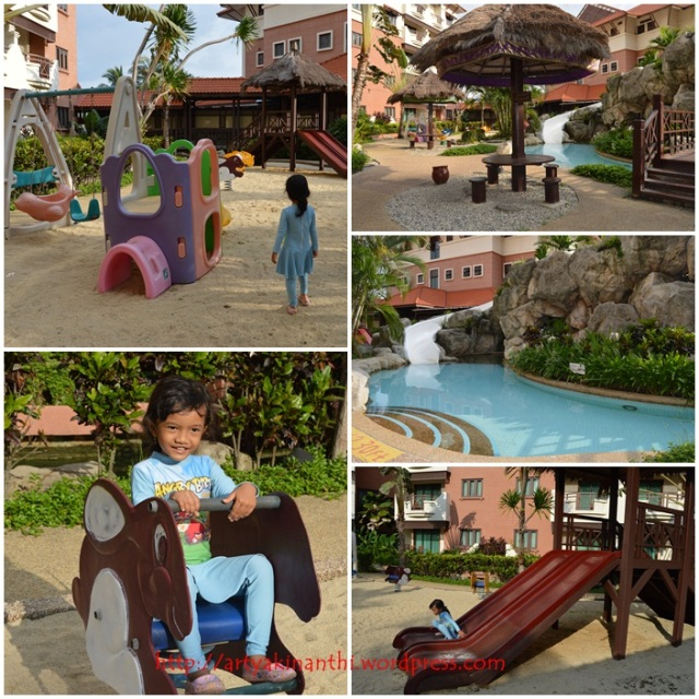 playground holiday inn batam