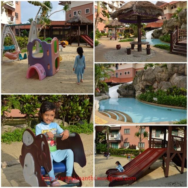 playground holiday inn batam