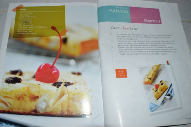 Klappertart ala Happy call