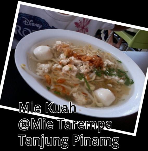 Mie Kuah Tarempa