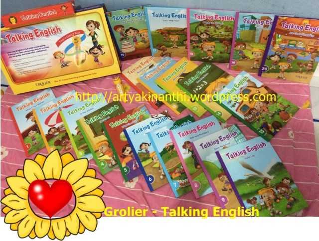 Talking English - Grolier