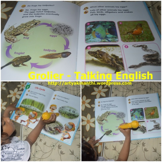 Isi didalam Talking English