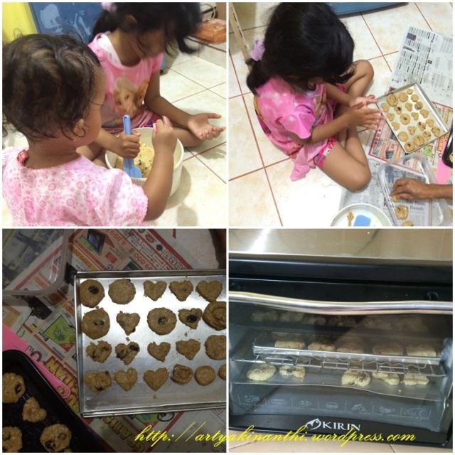 aktifitas-membuat-cookies-outmeal